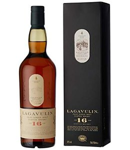 Lagavulin Islay Single Malt Scotch Whisky 16 Years 700ml