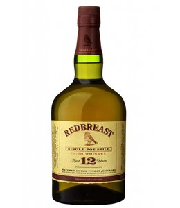 Redbreast Single Pot Still Irish Whiskey 12 Years 700ml