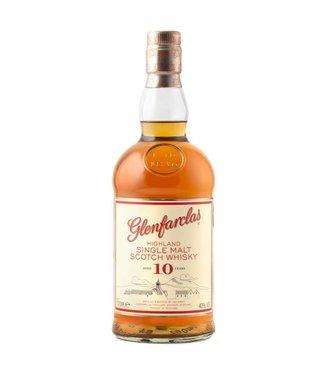 Glenfarclas Highland Single Malt Scotch Whisky 10 Years 700ml