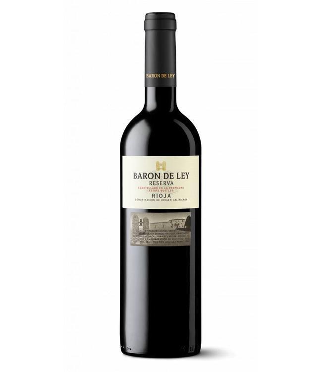 Baron de Ley Reserva Rioja DOC 2015