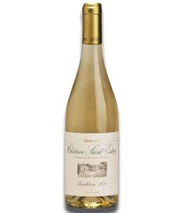 Château Saint Estève Tradition Blanc Bio 2015