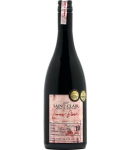 Saint Clair Marlborough Pioneer Block 10 pinot noir 2017
