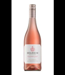 Delheim pinotage rosé 2018