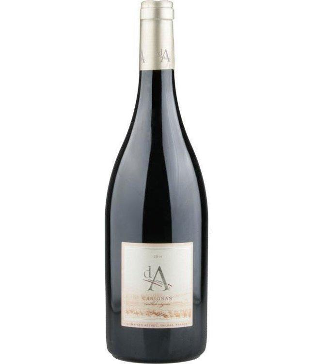 Domaines Astruc - carignan vieilles vignes Pays d'Oc IGP 2017