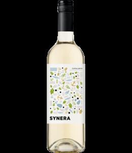 Synera Blanco - macabeo chardonnay - Mediterráneo 2018