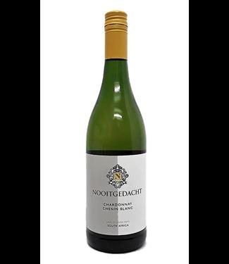 Nooitgedacht - chardonnay chenin blanc - 2017