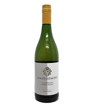 Nooitgedacht - chardonnay chenin blanc - 2019