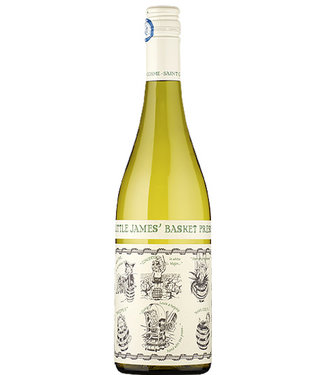 Little James' Basket Press - sauvignon blanc viognier - Pays d'Oc IGP 2018