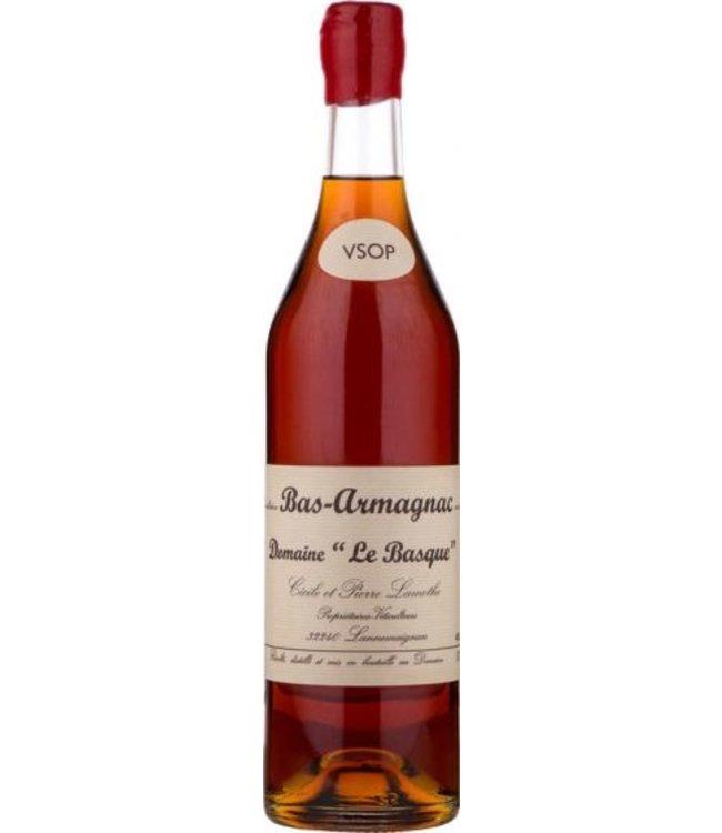 "Armagnac VSOP - Domaine ""Le Basque"" Bas-Armagnac AOC - 700ml"