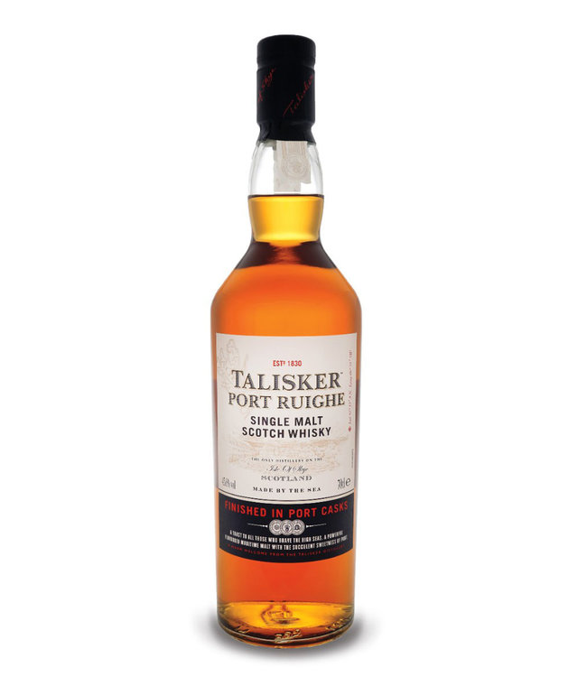 Talisker Port Ruighe Single Malt Scotch Whisky - 700ml