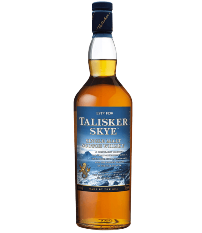 Talisker Skye Single Malt Scotch Whisky - 700ml