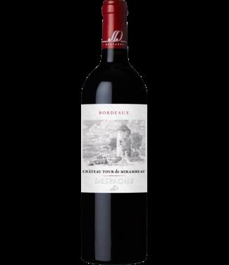 Château Tour de Mirambeau Réserve rouge Bordeaux AOC 2016