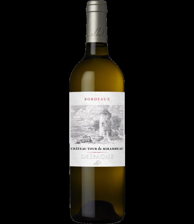 Château Tour de Mirambeau Réserve blanc Bordeaux AOC 2018
