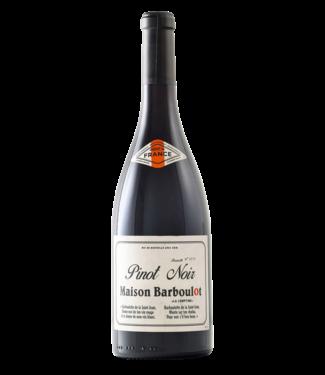 Maison Barboulot - pinot noir - Pays d'Oc IGP 2018