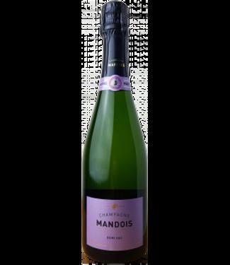 Champagne Mandois - Cuvée Demi-Sec - 750ml
