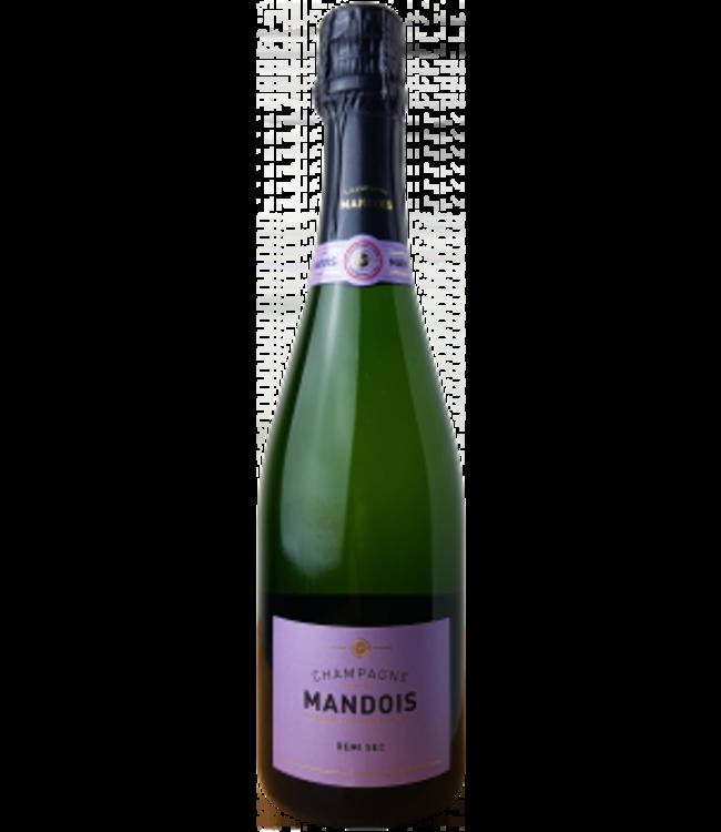 Mandois Champagne Cuvée Demi-Sec