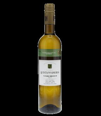 Quinta das Amoras - Vinho Branco - Vinho Regional Lisboa 2019 - 750ml