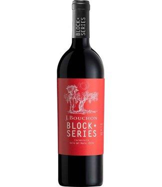 J. Bouchon Block Series - carmenere - Valle del Maule 2016