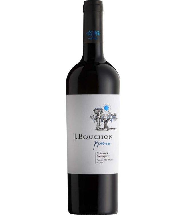 J. Bouchon Reserva - cabernet sauvignon - Valle del Maule 2018