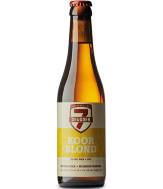 De 7 Deugden - Koor + Blond - 330ml