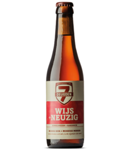 De 7 Deugden - Wijs + Neuzig - 330ml