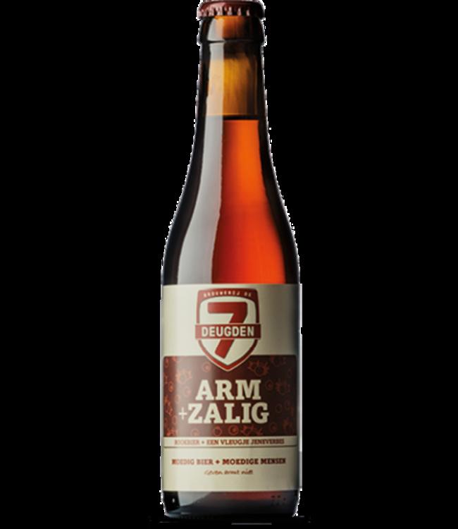 De 7 Deugden - Arm + Zalig - 330ml