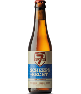 De 7 Deugden - Scheeps + Recht - 330ml