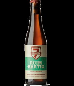 De 7 Deugden - Ruim + Hartig - 750ml