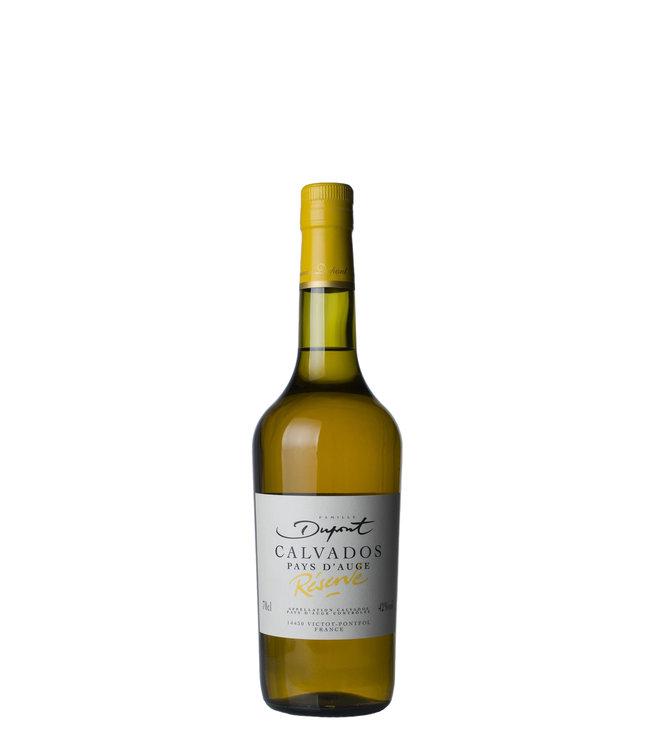 Famille Dupont Calvados Réserve - Pays d'Auge AOC
