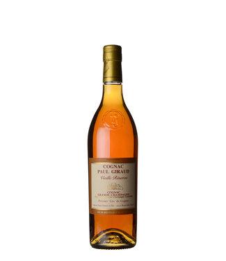Paul Giraud - Cognac Vieille Réserve 25 Ans - Grande Champagne AOC - 700ml