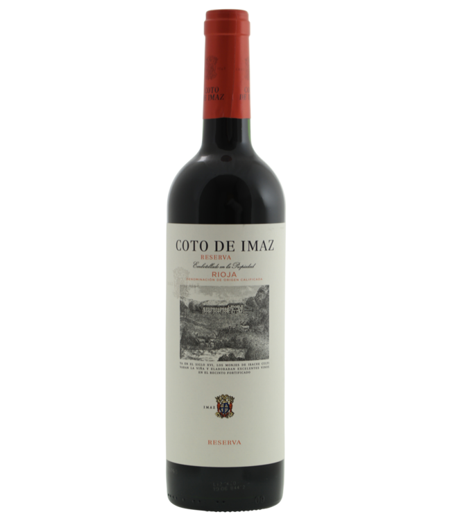 Coto de Imaz Reserva Rioja DOC 2014