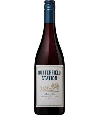 Butterfield Station - pinot noir - California 2017