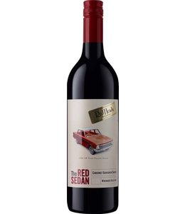 """Red Heads  """"The Red Sedan"""" - cabernet sauvignon shiraz - 2016"""
