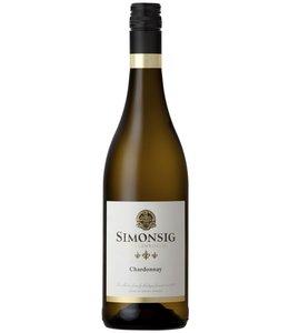 Simonsig - Chardonnay - Stellenbosch, Zuid Afrika 2018