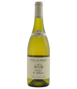Prieurs de St. Julien Blanc - Côtes du Rhône AOC 2018