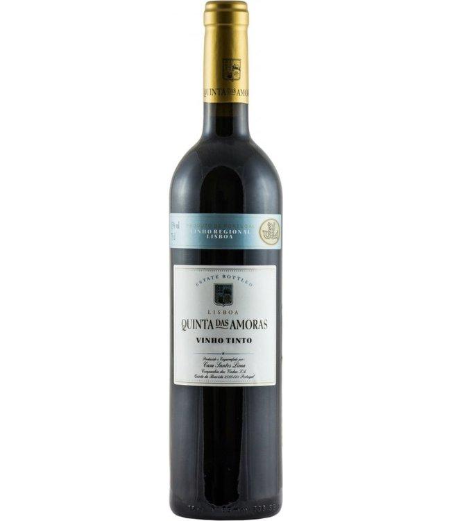Quinta das Amoras - Vinho Tinto - Vinho Regional Lisboa 2017 - 375ml