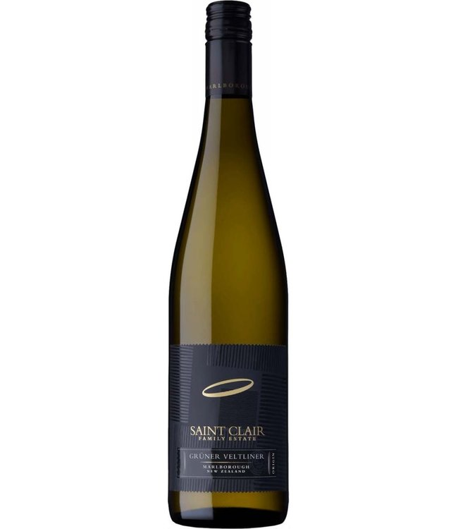 Saint Clair Origin - grüner veltliner - Marlborough 2018