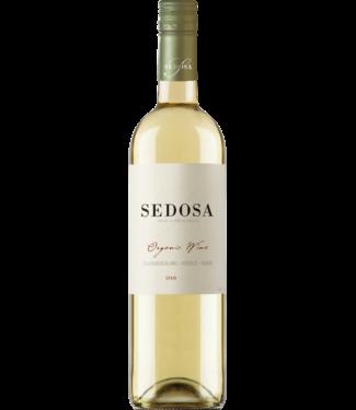 Sedosa Organic Wine - viura verdejo sauvignon blanc - 2019