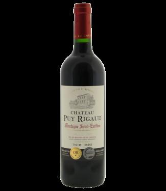 Château Puy Rigaud - Montagne Saint-Emilion AOC 2016