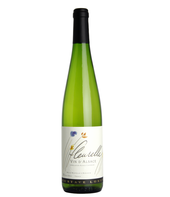 Gustave Lorentz - Fleurelle - Vin d'Alsace AOC 2018