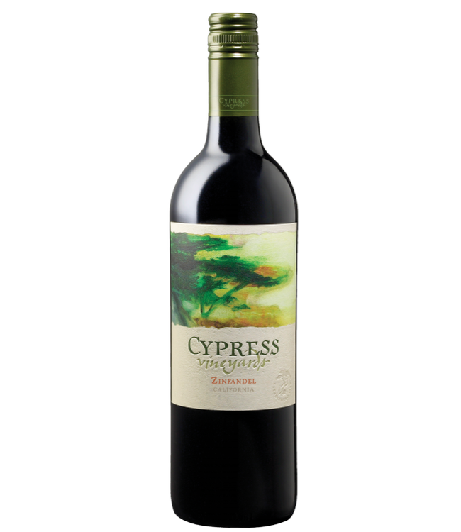 J. Lohr Cypress Vineyards - zinfandel - Central Coast USA 2018