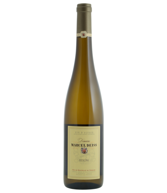 Domaine Marcel Deiss - riesling - Alsace AOC 2017