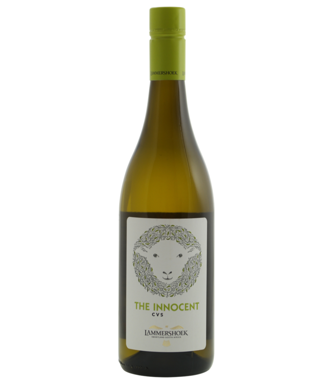 Lammershoek - The Innocent - chenin blanc viognier sauvignon blanc - WO Swartland Zuid Afrika 2018