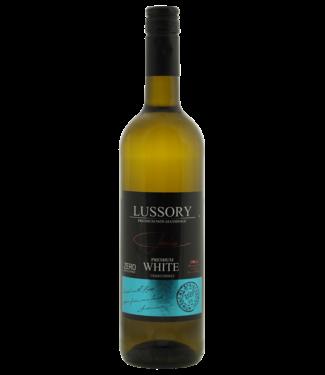 Lussory Premium White chardonnay 2019 - Alcoholvrij