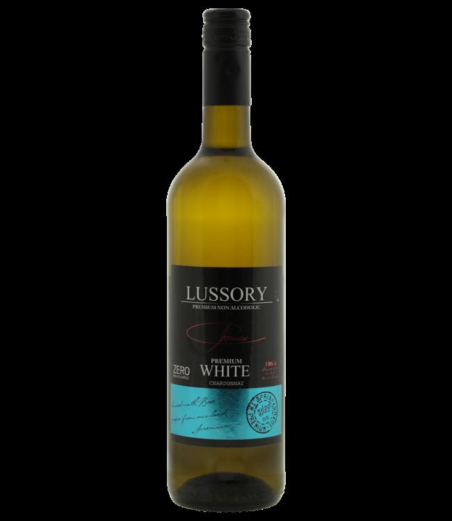 Lussory Premium White chardonnay 2018 - Alcoholvrij