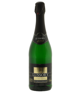 Lussory Premium Sparkling Brut - riesling & airen - Alcoholvrij