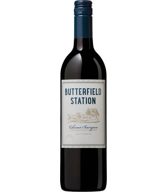 Butterfield Station - cabernet sauvignon - California 2016