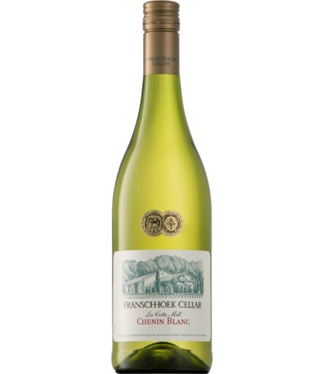 Franschhoek Cellar - La Cotte Mill Chenin Blanc - Zuid Afrika 2018