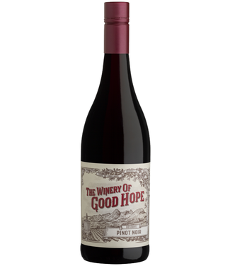 The Winery of Good Hope - Reserve Pinot Noir - Zuid Afrika 2018