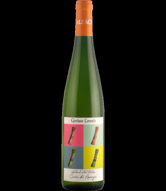 Gustave Lorentz - Cuvée des Asperges - Vin d'Alsace AOC 2019